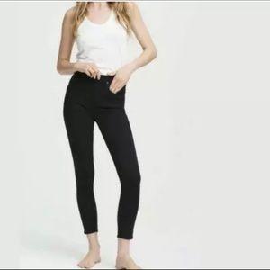 NWT rag and bone high waisted skinny cropped jean